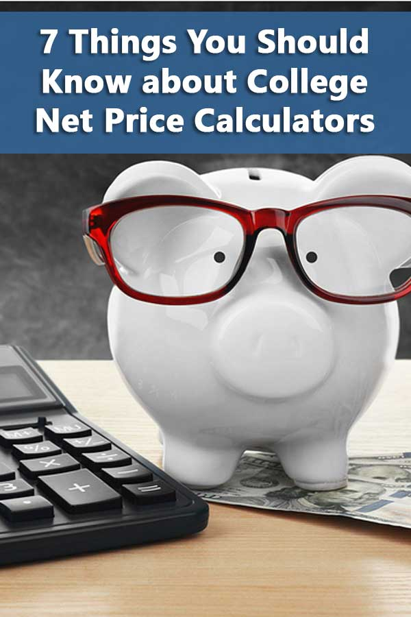 Net Price Calculators are only estimates but can be very useful in comparing college costs.