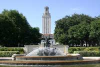 University of Texas tower representing Best Colleges in Texas