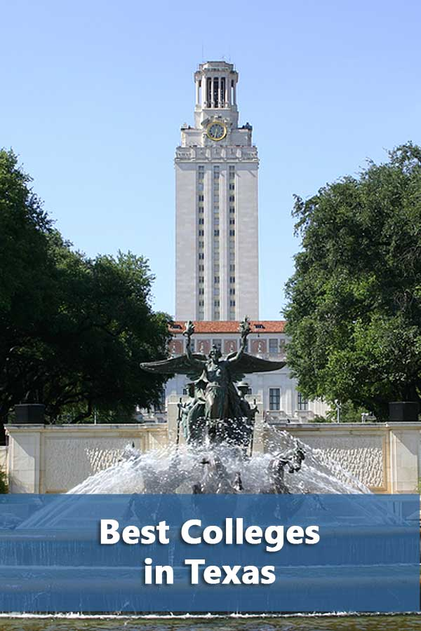 Are They the Best Colleges in Texas for You?