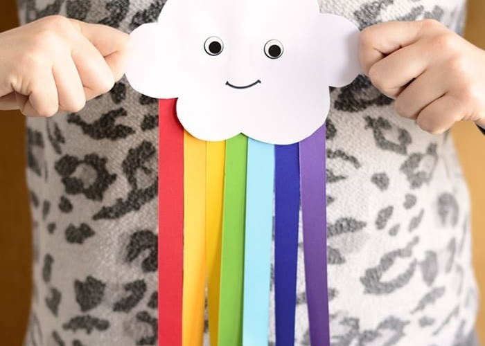 Paper-Rainbow-Kid-Craft