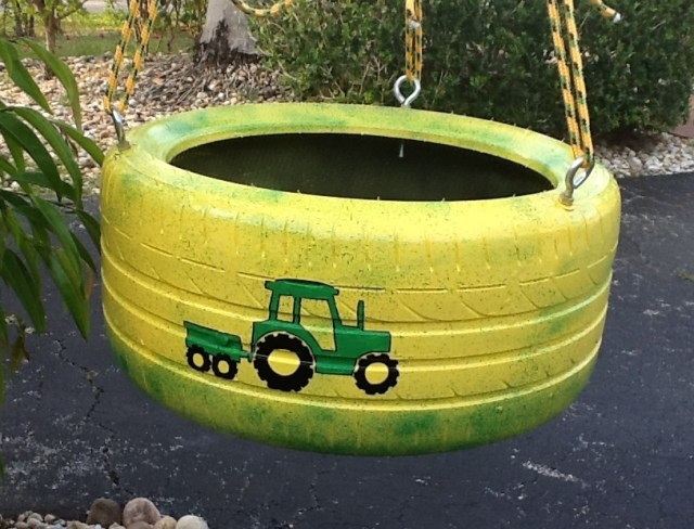 DIY-Painted-Tire-Swing-Kids