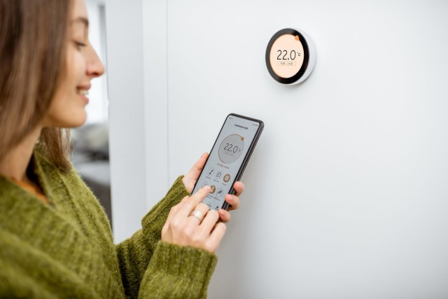 Install Thermostat Home Improvement Idea
