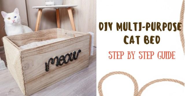 DIY Cat Bed Guide