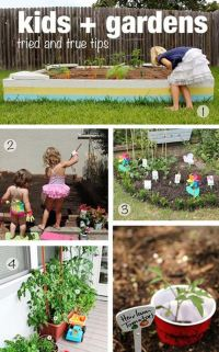 How to Turn The Backyard Into Fun and Cool Play Space for ...