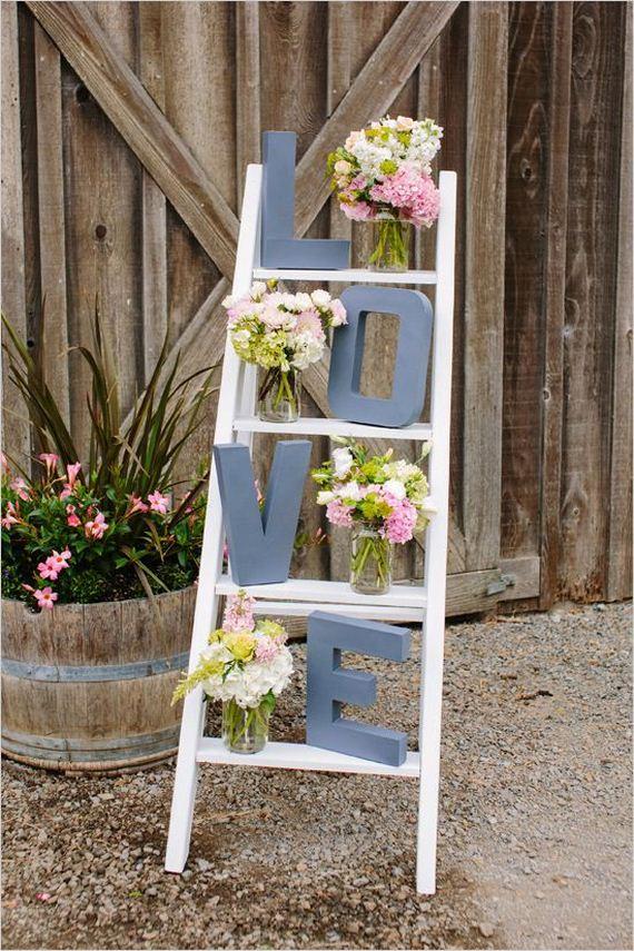 Fall Wedding Escort Card Ideas