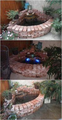 Amazing Ways To Reuse Old Bricks - DIYCraftsGuru