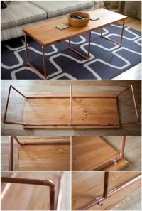 20 Easy & Free Plans to Build a DIY Coffee Table - DIY ...
