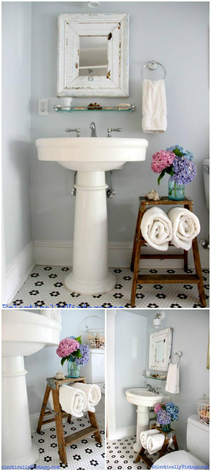 50 DIY Bathroom Projects to Remodel Step by Step  Page 5