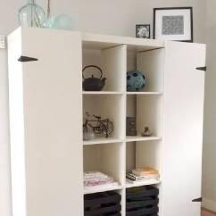 Ikea Sofa With Wheels Loveseat Leather 60+ Kallax Shelf Hacks Or Diy Expedit - Page 7 ...