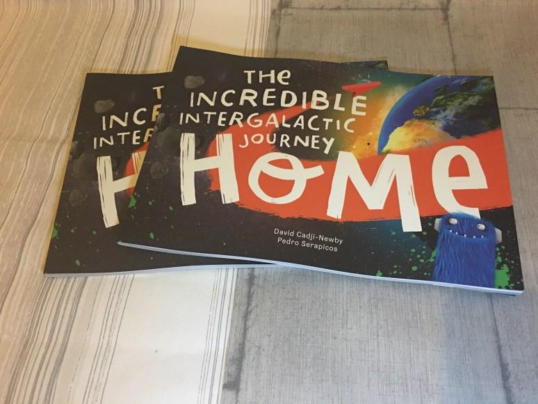 Intergalactic Book