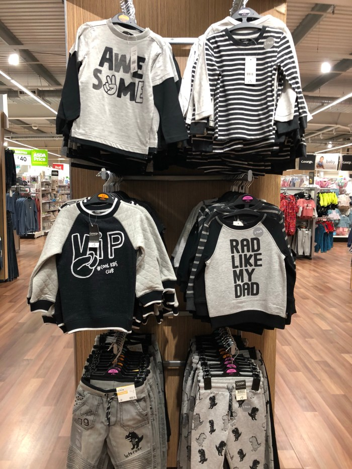 3b5c82c5f80 While some retailers in the high street have now done away with girls and  boys clothing departments namely John Lewis, many supermarkets still refuse  to ...