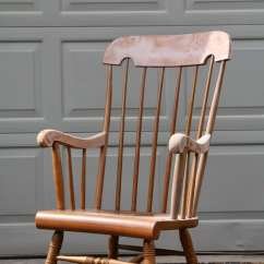 Soccer Mom Covered Chairs Orange Rocking Chair Diy Upholstered Home Decor