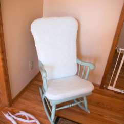Soccer Mom Covered Chairs Chair Covers Wedding Amazon Diy Upholstered Rocking Home Decor