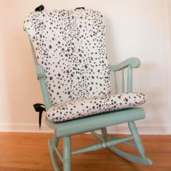 White Upholstered Rocking Chair Covers Next Day Delivery Diy Home Decor Mom