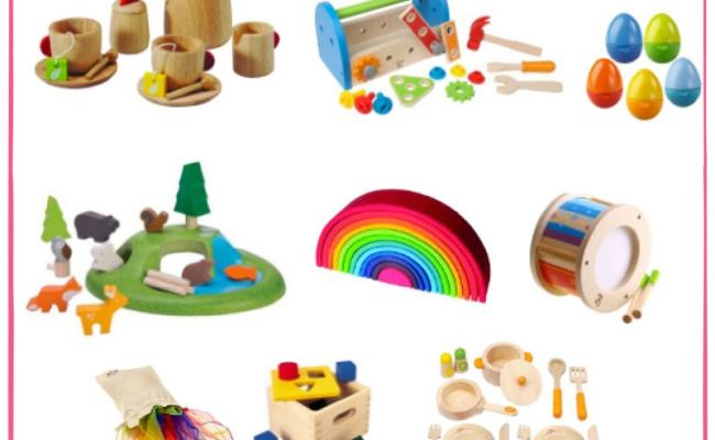 Montessori Gifts For Toddlers Gift Guide Diy Decor Mom