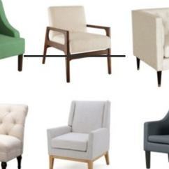 Cheap Accent Chair Swing Top Cover Affordable Chairs 20 Stylish Under 200 That Look Way More Expensive
