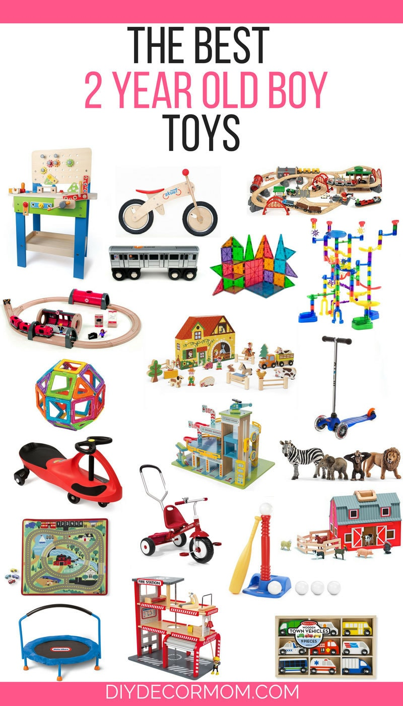 Best Toys For 2 Year Old Boys Parents And Kids Will Love