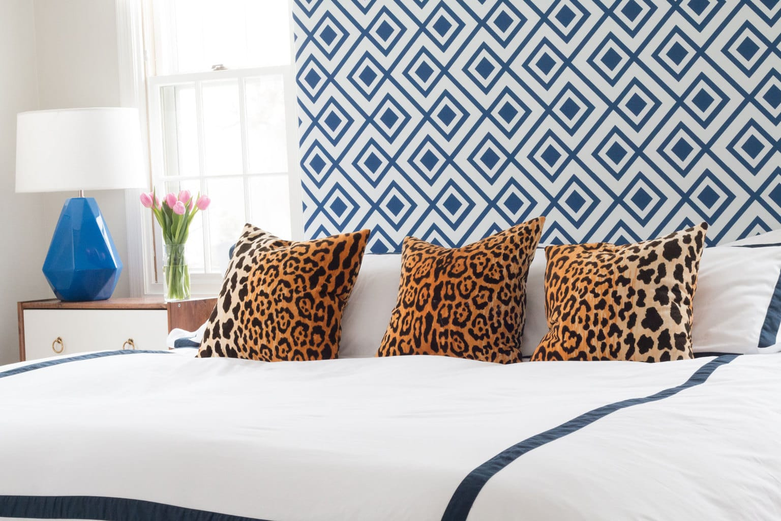 Blue And White Bedroom 7 Blue And White Bedroom Ideas You