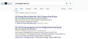 Google Search Non Brand