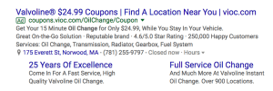 Google Search Ad Extensions