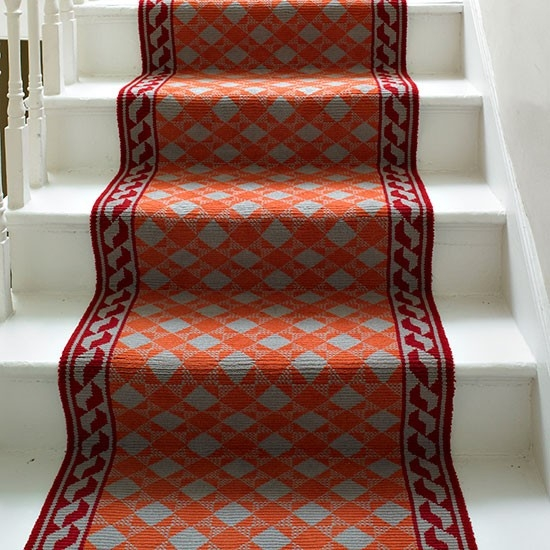 15 Fabulous Stair Runners And One That Isn T Diy Doctor Diy Doctor   Traditional Stair Carpet Runners   Bespoke   Patterned   Modern   Stair Landing   Dark Stain