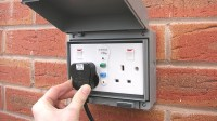 Installing an Outdoor Socket or Exterior Power Point | DIY ...