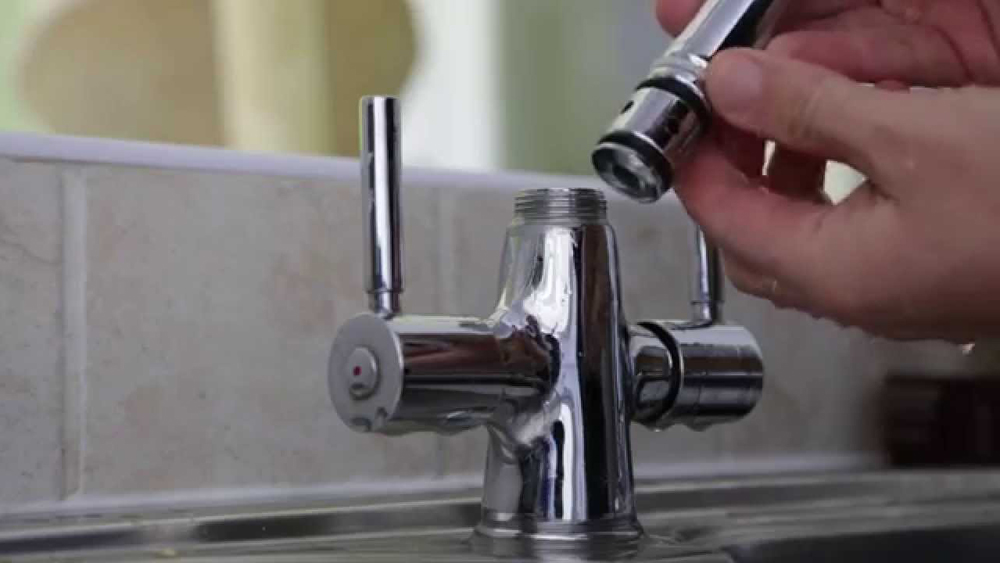 Mixer Tap Repair  A DIY guide to Repairing a Leaking Mixer Tap and fixing a Dripping Kitchen