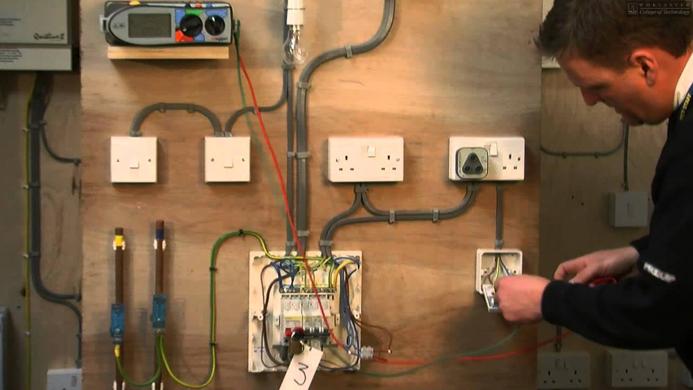 House Wiring Diagram Uk