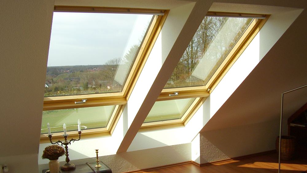 How to Fit a Roof Window  Fitting Velux or Skylight