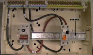 Installing a Consumer Unit | Instructions on Wiring a Consumer Unit to UK specifications | DIY