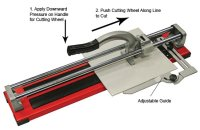 Cutting Ceramic Tiles and How to Cut Tiles without ...