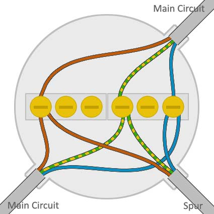 [DIAGRAM_38IU]  Home Wiring Junction Box In Wall | Junction Box Wire Diagram |  | Wiring Diagram