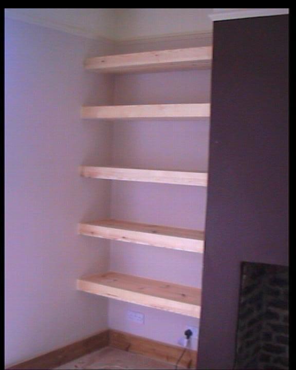DIY Shelf Ideas