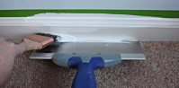 Carpet Shield For Painting Skirting Boards | Nice Houzz