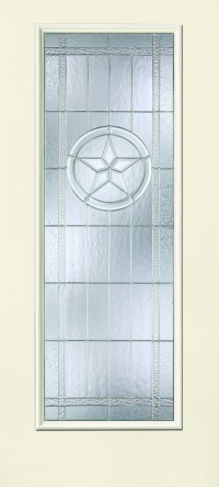 Therma-Tru Texas Star 22 x 64 Glass and Frame
