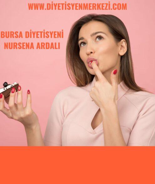 Bursa Tavsiye Edilen Diyetisyen, Bursa Uzman Diyetisyen & Fitoterapist Nursena Ardalı
