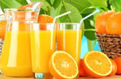 portakal suyu yapımı