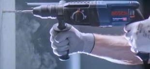 Image of the SDS hammer drill, the Bosch GBH 2-26 SDS+