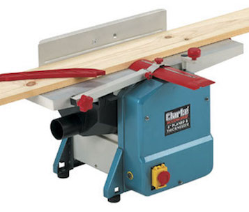 Image of the Clarke Planer Thicknesser, the CPT800