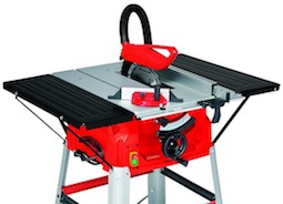Image of the table saw, the Einhell TC-TS 2025/1U