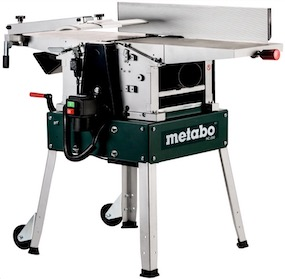 The Metabo Planer Thicknesser HC260C