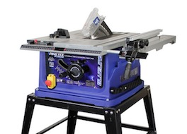 Image of the table saw, the Pingtek Blueline PT48250-S