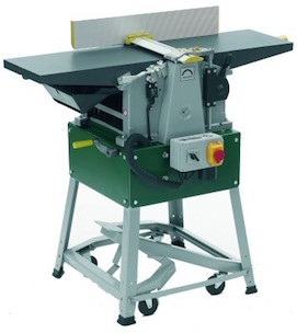 Image of the Record Planer Thicknesser, the PT260
