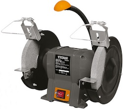 Image of the Titan Bench Grinder TTB521GRB