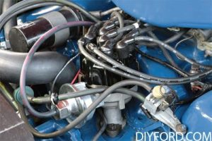 Ford 351 Cleveland Engine Ignition Guide: Timing by DIY Ford