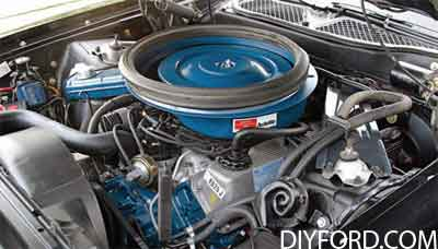 351c Engine Diagram Introduction To Ford 351 Cleveland Engines Performance Guide
