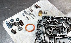 ford 4r70w transmission diagram 91 jeep wrangler wiring step by aode shift kit guide diy this is the transgo sk for all 1991 2007 aodes 4r70ws