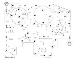Review Ford AOD Transmission Shift Kit Guide at Diyford.com