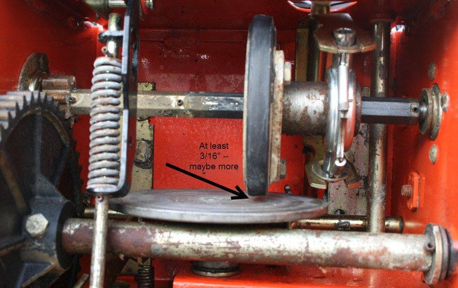Toro Zero Turn Wiring Diagram Ariens 932036 Snow Blower Won T Go Forward Or Reverse