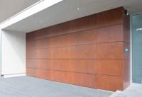Flush Mounted Garage Door | DIY Forums